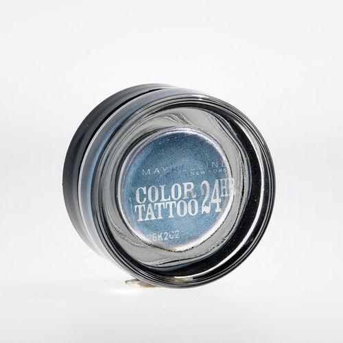 EAN Code 3600530777563 Maybelline Eye Studio Color Tattoo 24 HR 20 Turquoise Forever 4ml - Mikali maksat tilauksesi kateisennakolla, niin saat ylimaaraisen 5% alennuksen! Ei ole merkityst?, kuinka paljon tilaat tai kuinka painava pakettisi on, koska toimitus on aina maksimissaan 3,95 euroa. Yli 50 euron tilauksiin saat aina ilmaisen toimituksen! 25345