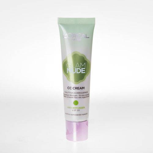 EAN Code 3600522319726 LOreal Paris Nude Magique CC Cream Anti-R?tungen, 30 ml - Mikali maksat tilauksesi kateisennakolla, niin saat ylimaaraisen 3% alennuksen! Ei ole merkityst?, kuinka paljon tilaat tai kuinka painava pakettisi on, koska toimitus on aina maksimissaan 3,95 euroa. Yli 50 euron tilauksiin saat aina ilmaisen toimituksen! 25717