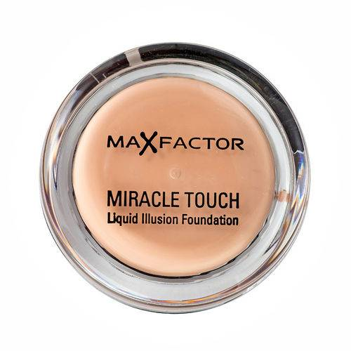MAX FACTOR Miracle Touch Liquid Illusion Foundation Rose Beige 65