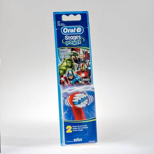 Oral-B Stages Power 2 piece Avengers
