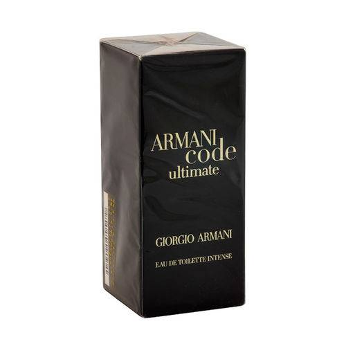 Image of Giorgio Armani Code Ultimate Homme EDT 50ml