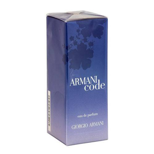 Image of Giorgio Armani Code Femme EDP 50ml