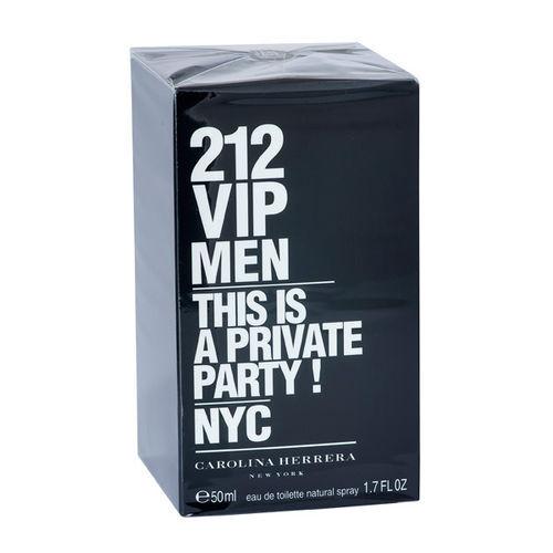 Image of 7 Carolina Herrera 212 VIP Men EDT 50ml