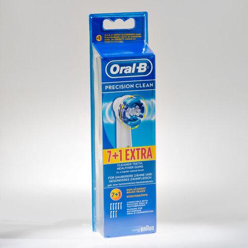 Oral-B Precision Clean 8 piece
