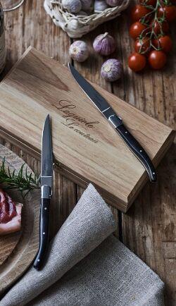 Laguiole Le Couteau 4 Laguiole Le couteau Eebenpuu