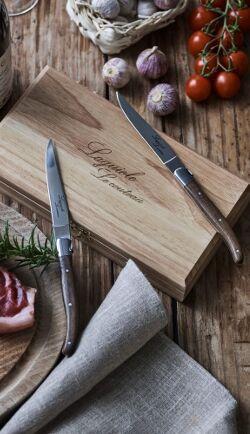 Laguiole Le Couteau 4 Laguiole Le couteau Saksanpähkinä