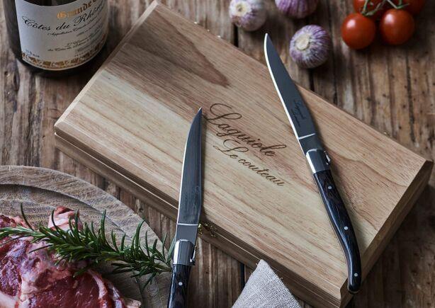 Laguiole Le Couteau 4 Laguiole Le couteau Wengepuu