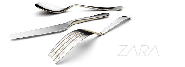 Hardanger Bestikk Hardanger Zara aterimet, 24 osaa (6 hengelle)