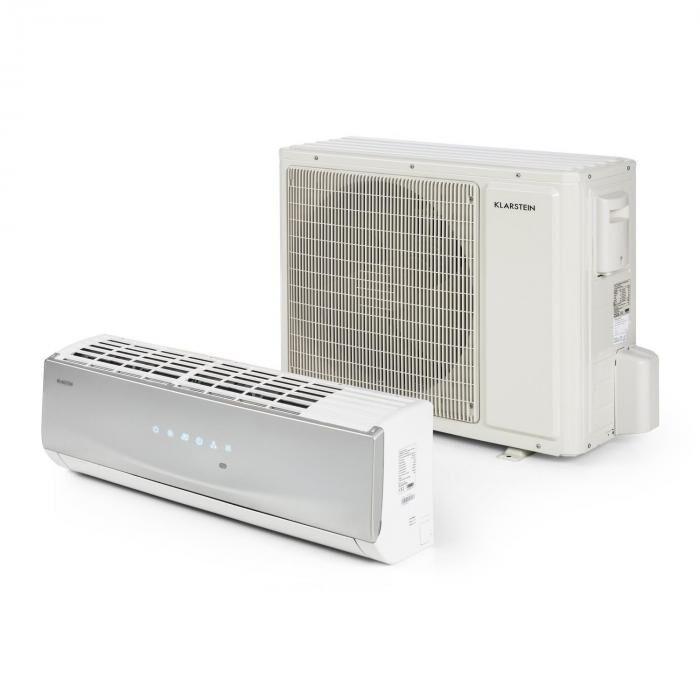 Klarstein Windwaker Pro 18 ilmastointilaite ilmalämpöpumppu 18 000 BTU A++ DC-invertteri