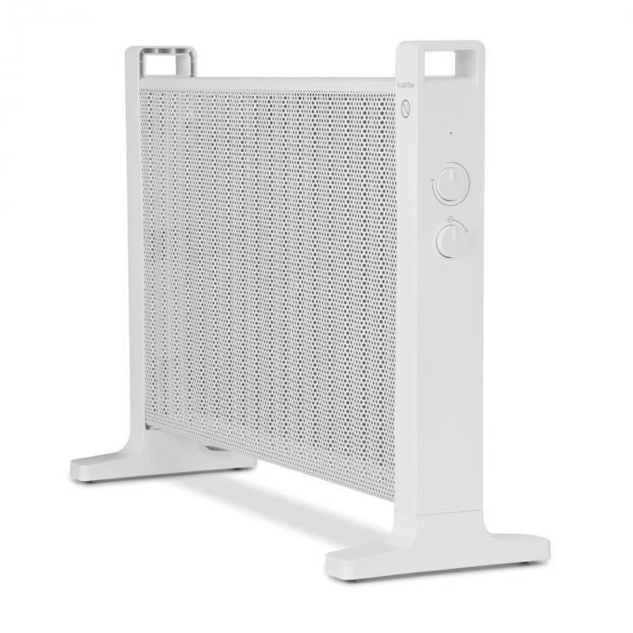 Klarstein HeatPalMica20 sähkölämmitin Mica 2 lämmitystasoa 2000 W valkoinen