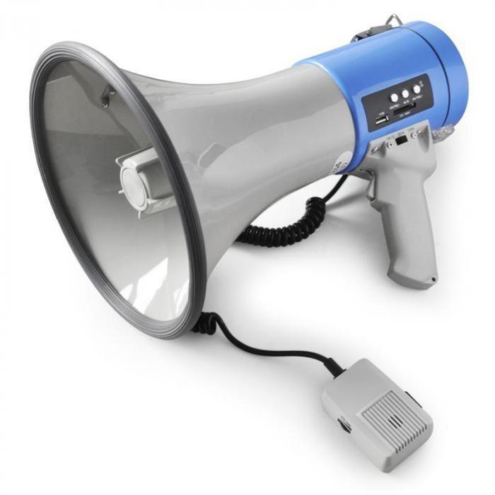 LTC Mega60USB Megafoni MP3-USB-SD sireeni 600m