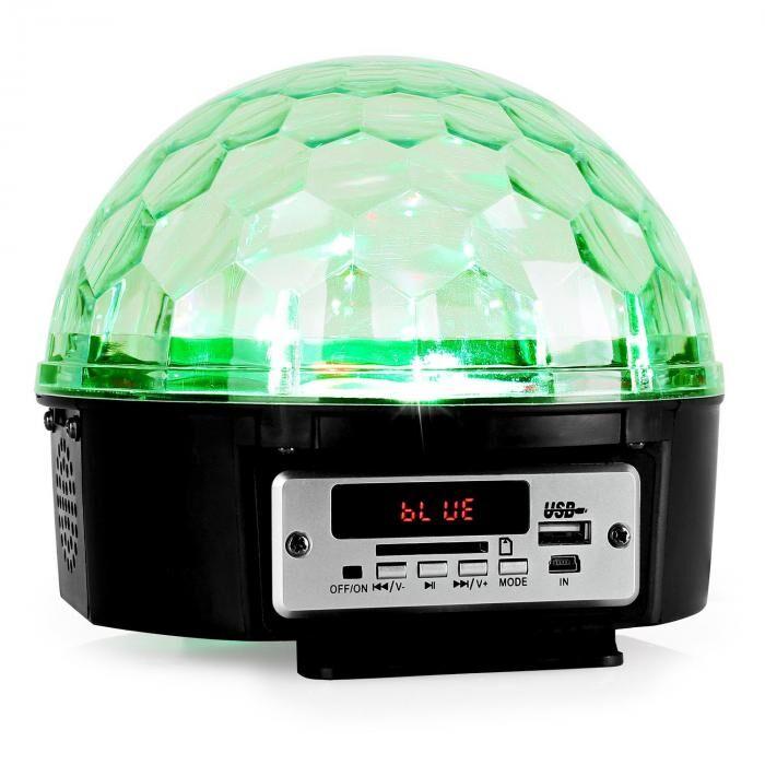 Ibiza LL082LED-BT Astro 5 LED-valoefekti stereo-kaiutin