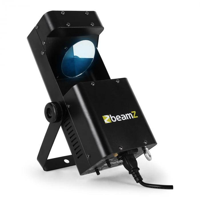 Beamz Wildflower -valoefektilaite 20W skanneri GOBO RGBW LED
