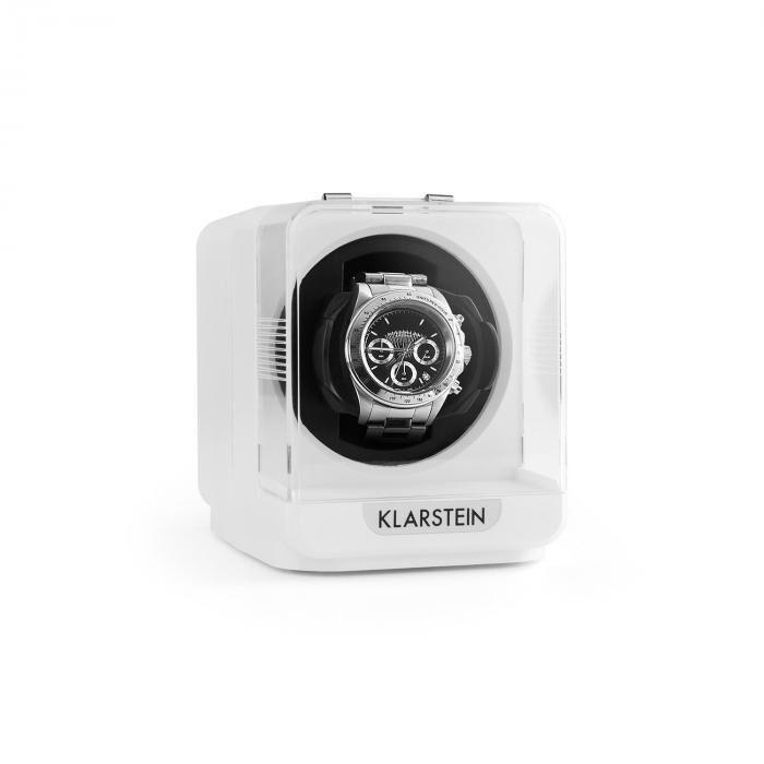 Klarstein Eichendorff kellonliikuttaja 1 kellolle 4 tilaa valkoinen