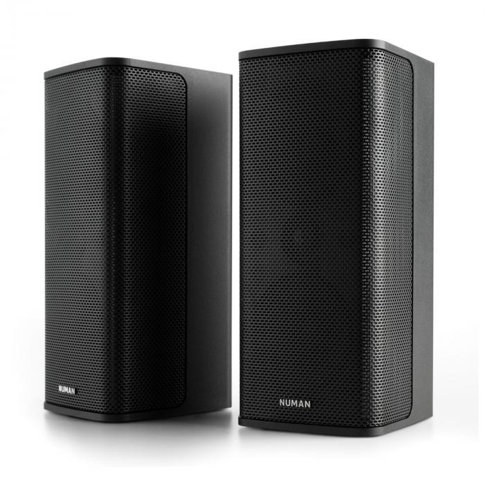 Numan Ambience 2.0 stereojärjestelmä, 2 x 60 W RMS, 12 m kaapeli, musta
