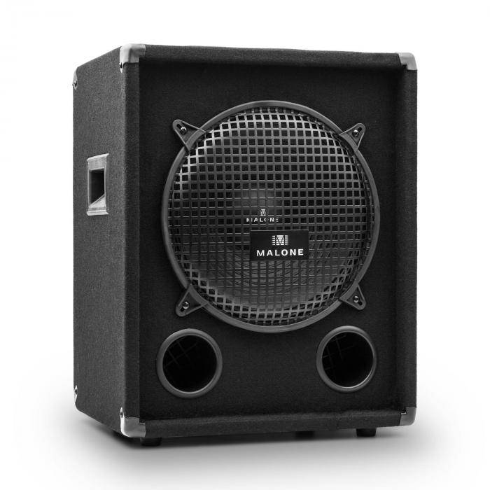 Malone Passiivinen PA-bassokaiutin Auna™ PW-1012-SUB 30cm 800W