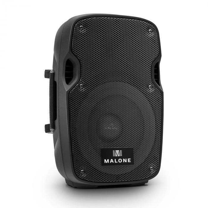 """Malone PW-2908A aktiivinen PA-kaiutin 20cm (8"""") 150W"""