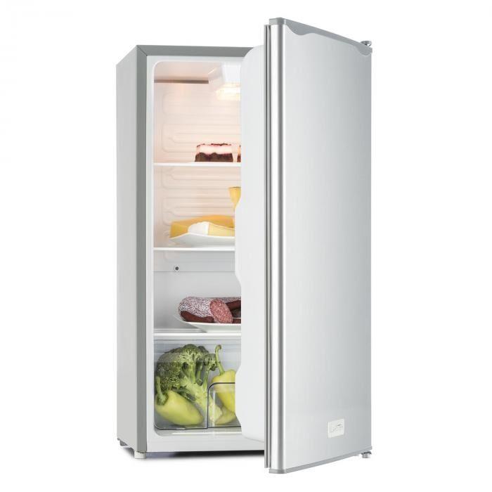 Image of Klarstein Beerkeeper jääkaappi 92l energiatehokkuusluokka A+ 3 tasoa hopea