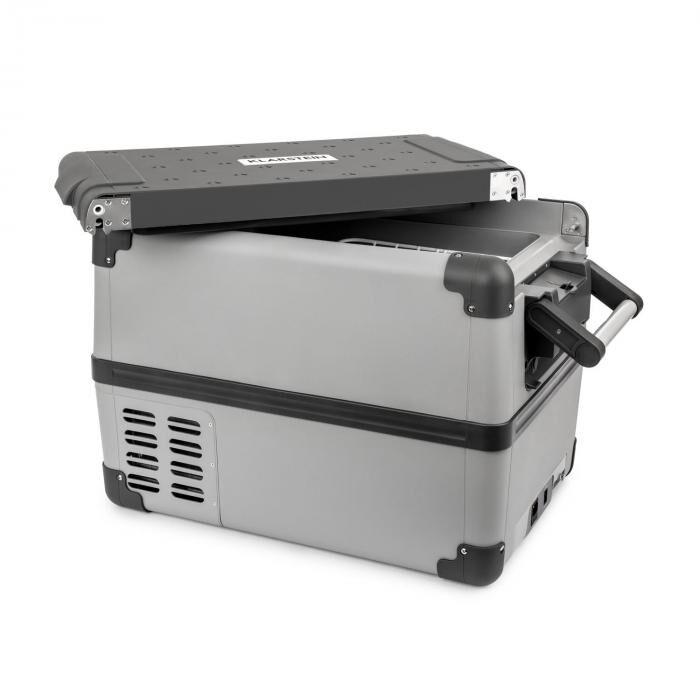 Klarstein Survivor 35 kylmälaukku pakastinlaatikko kannettava 35 l   -22-+10 °C AC/DC