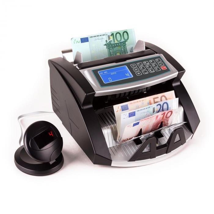 OneConcept Buffett setelilaskuri UV, magneetti, IR -tunnistus