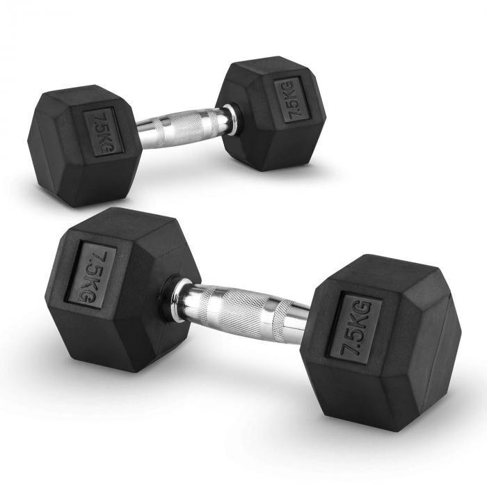 Image of Capital Sports Hexbell 7,5 käsipainot 7,5 kg