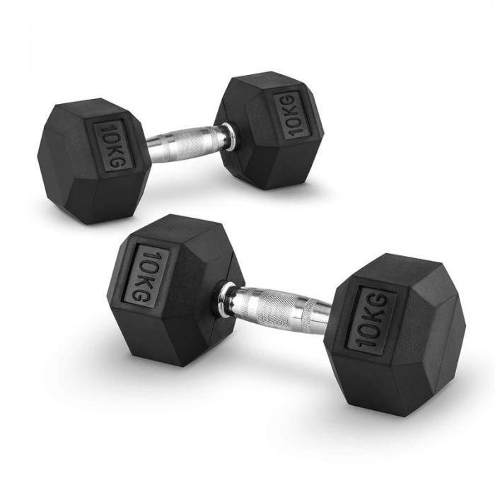 Image of Capital Sports Hexbell 10 käsipainot 10 kg