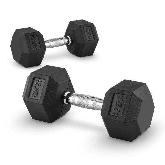 Image of Capital Sports Hexbell 12,5 käsipainot 12,5 kg