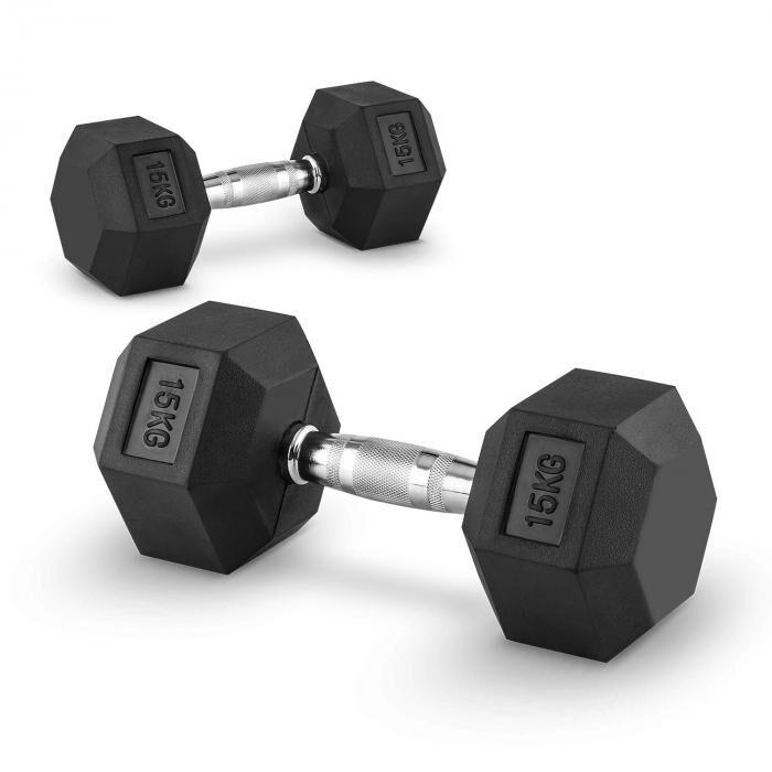 Image of Capital Sports Hexbell käsipainot 15 kg