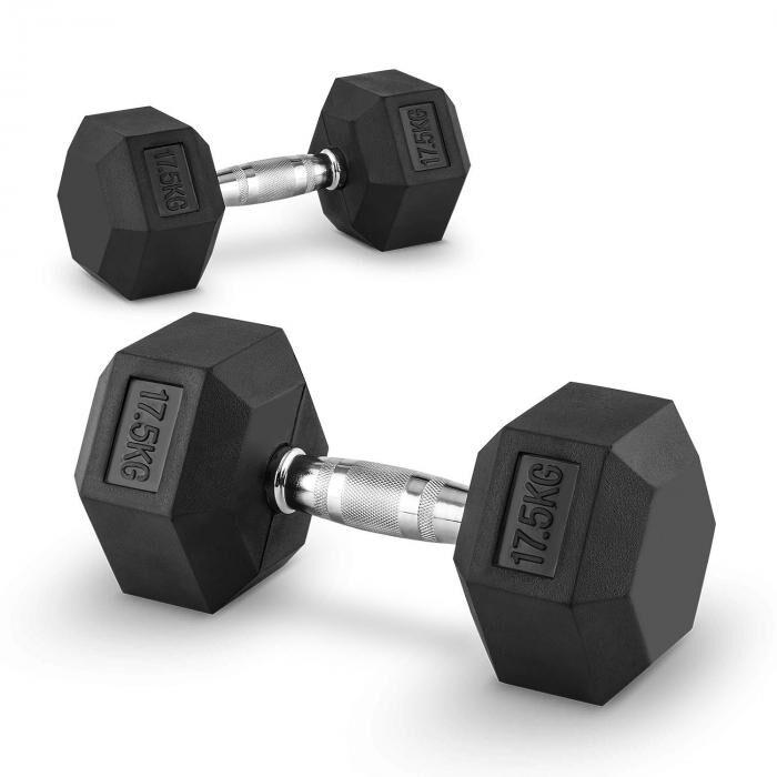 Image of Capital Sports Hexbell 17,5 käsipainot 17,5 kg