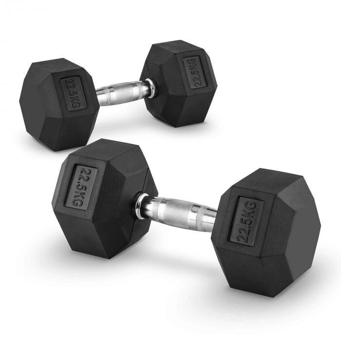 Image of Capital Sports Hexbell 20 käsipainot pari 22,5kg