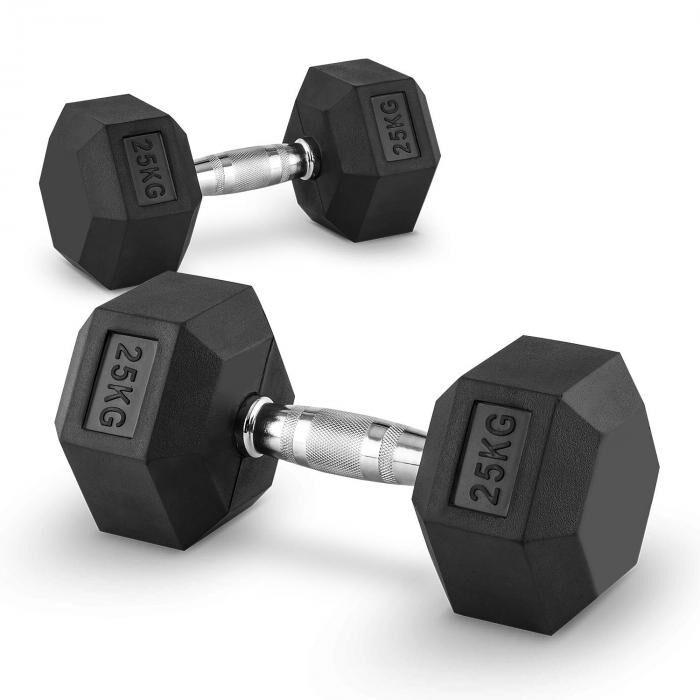 Image of Capital Sports Hexbell 20 käsipainot pari 25kg