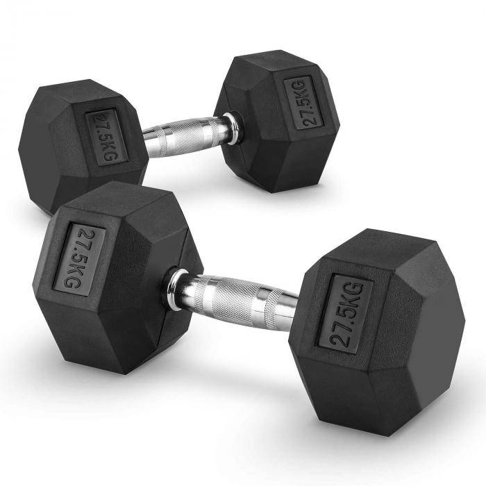 Image of Capital Sports Hexbell 20 käsipainot pari 27,5kg