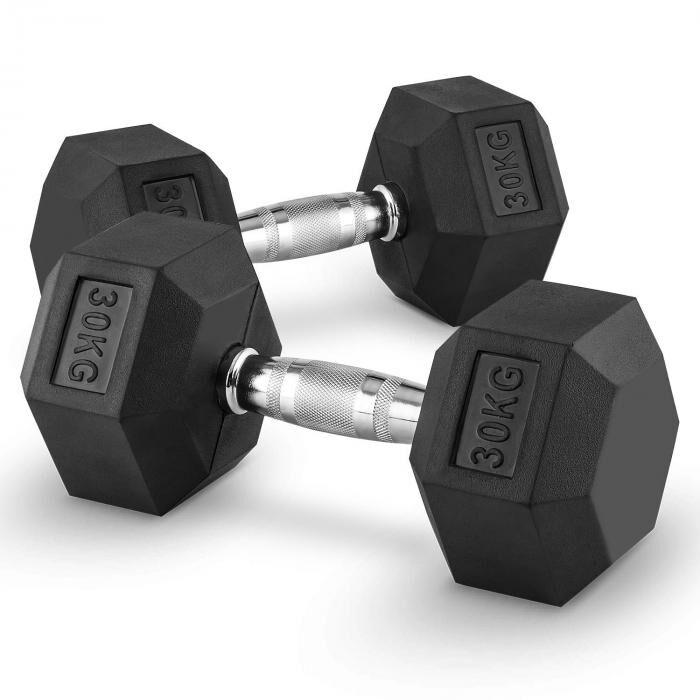 Image of Capital Sports Hexbell käsipainot pari 30kg