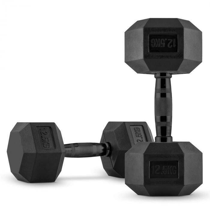 Image of Capital Sports Hexbell käsipaino pari 2 x 12,5 kg