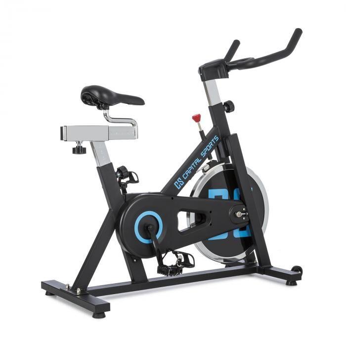 Capital Sports Radical Arc X13 sisäpyörä 13 kg vauhtipyörä ketjukäyttöinen max. 1