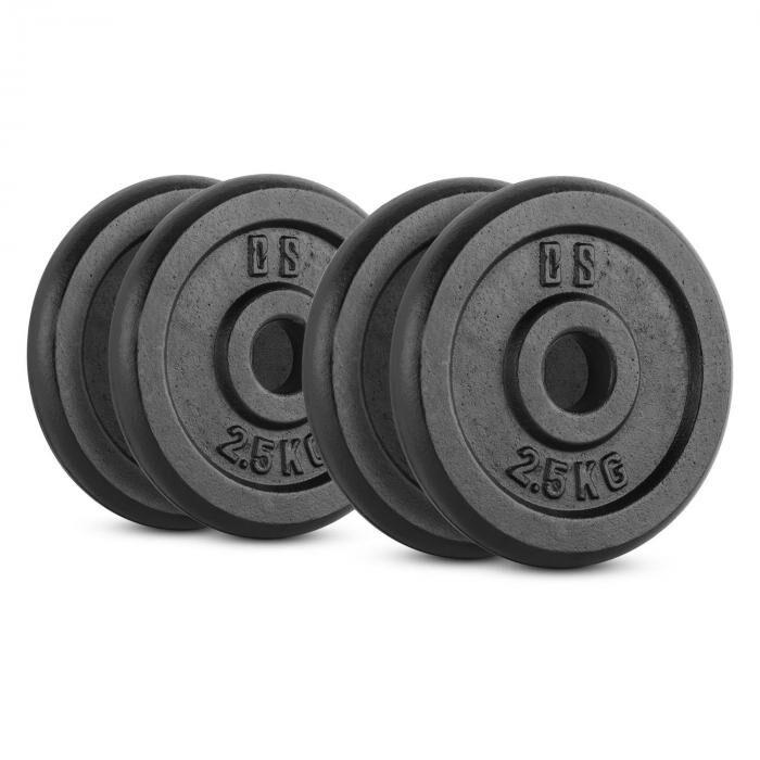 Image of Capital Sports IPB 10 kg levypainosetti 4 x 2,5 kg 30 mm