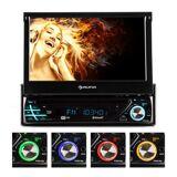 Auna MVD-220 autoradio DVD CD MP3 USB SD AUX 7'' Touchscreen