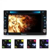 Auna MVD-480 monitoriautoradio DVD CD MP3 USB SD HD 6,2''