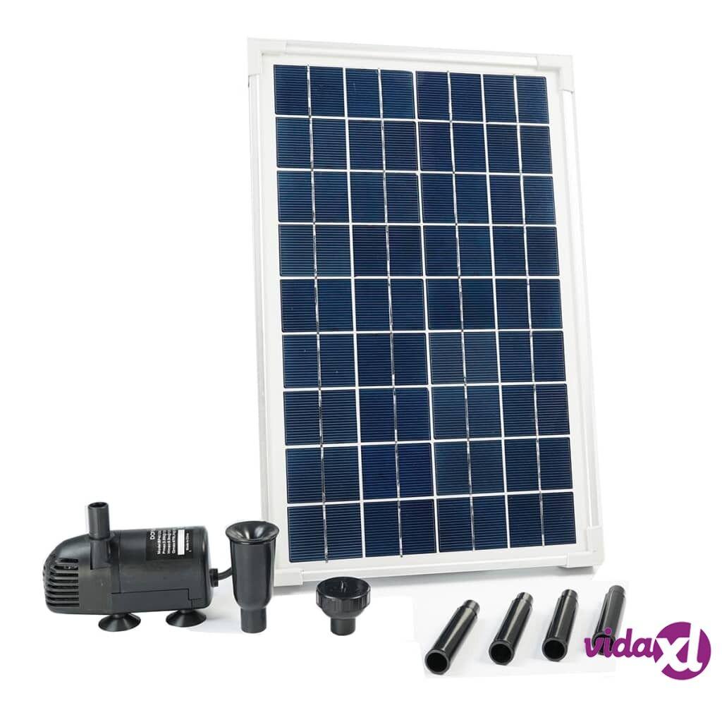 Ubbink SolarMax 600 sarja Aurinkopaneelilla ja Pumpulla