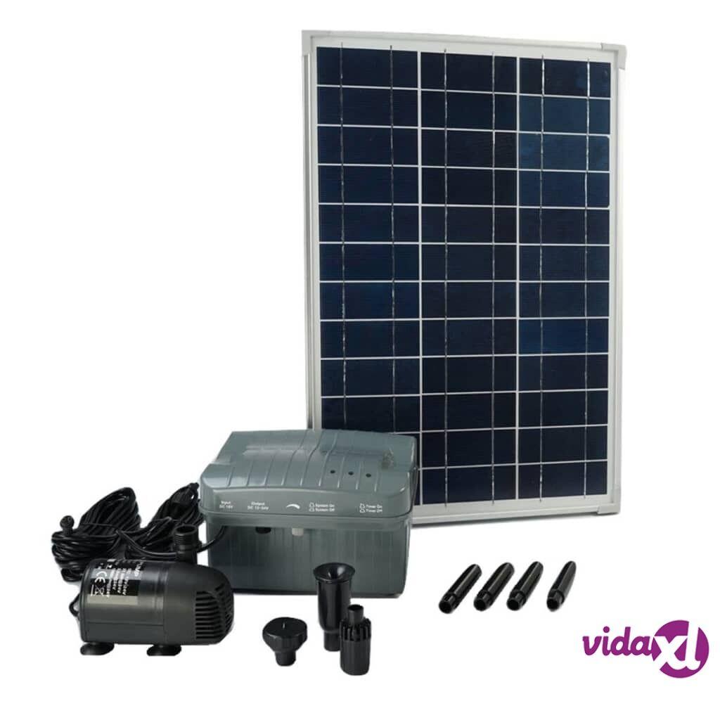 Ubbink SolarMax 1000 Aurinkopaneelilla, Pumpulla ja Akulla 1351182