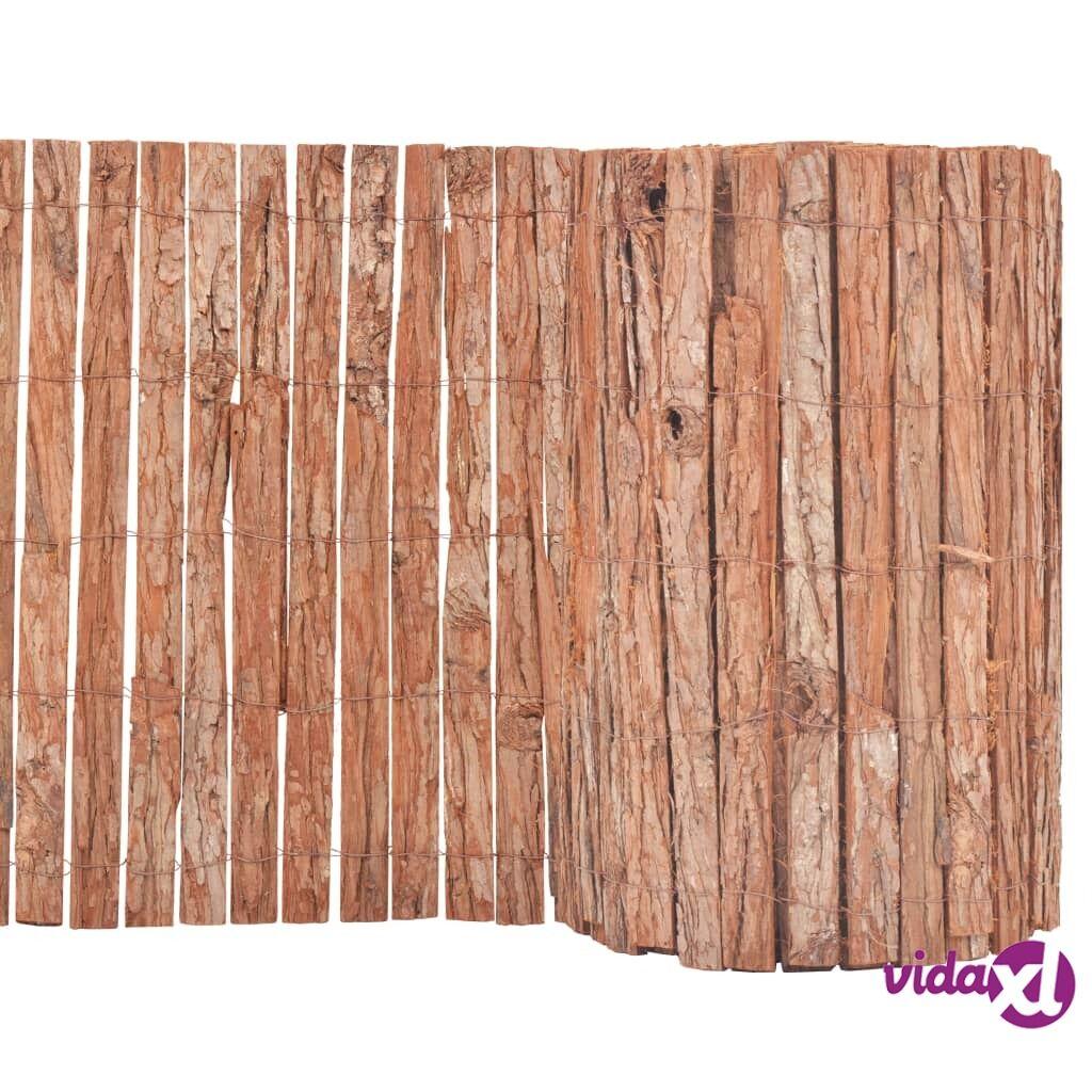 vidaXL Puutarha-aita kaarna 1000x50 cm