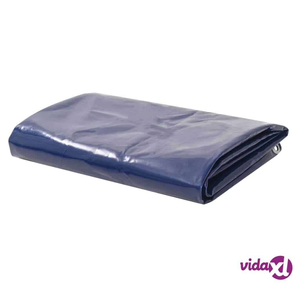 Image of vidaXL Pressu 650 g/m² 4x6 m sininen