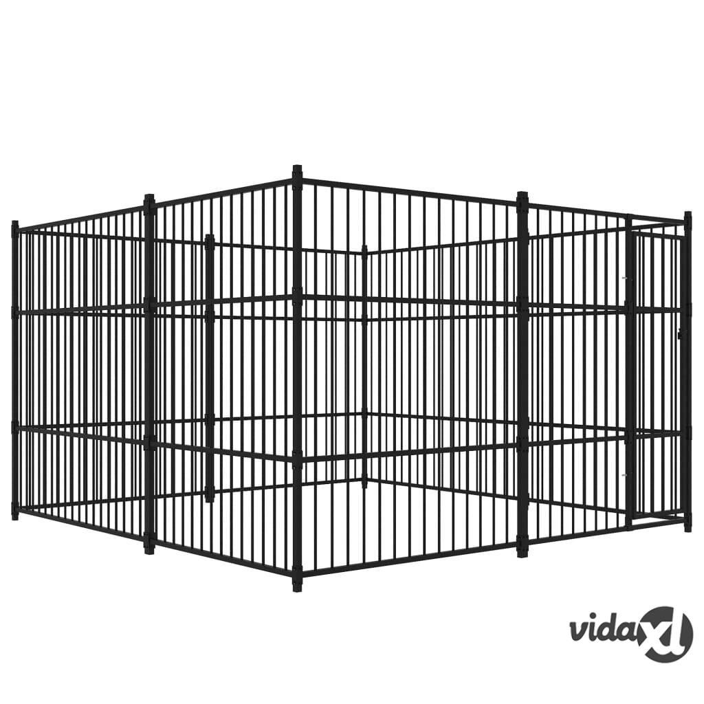 Image of vidaXL Koiran ulkohäkki 300 x 300 cm