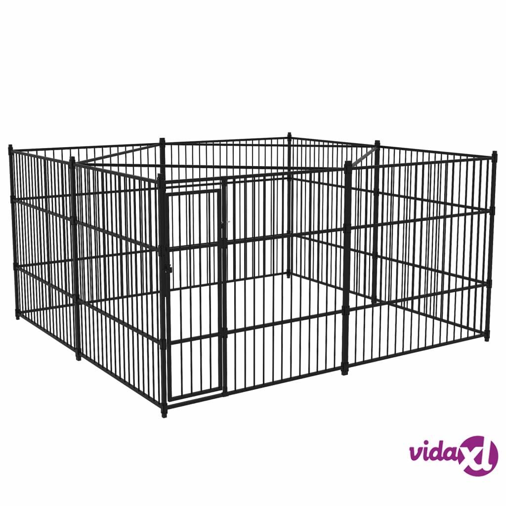 Image of vidaXL Koiran ulkohäkki 400 x 400 cm