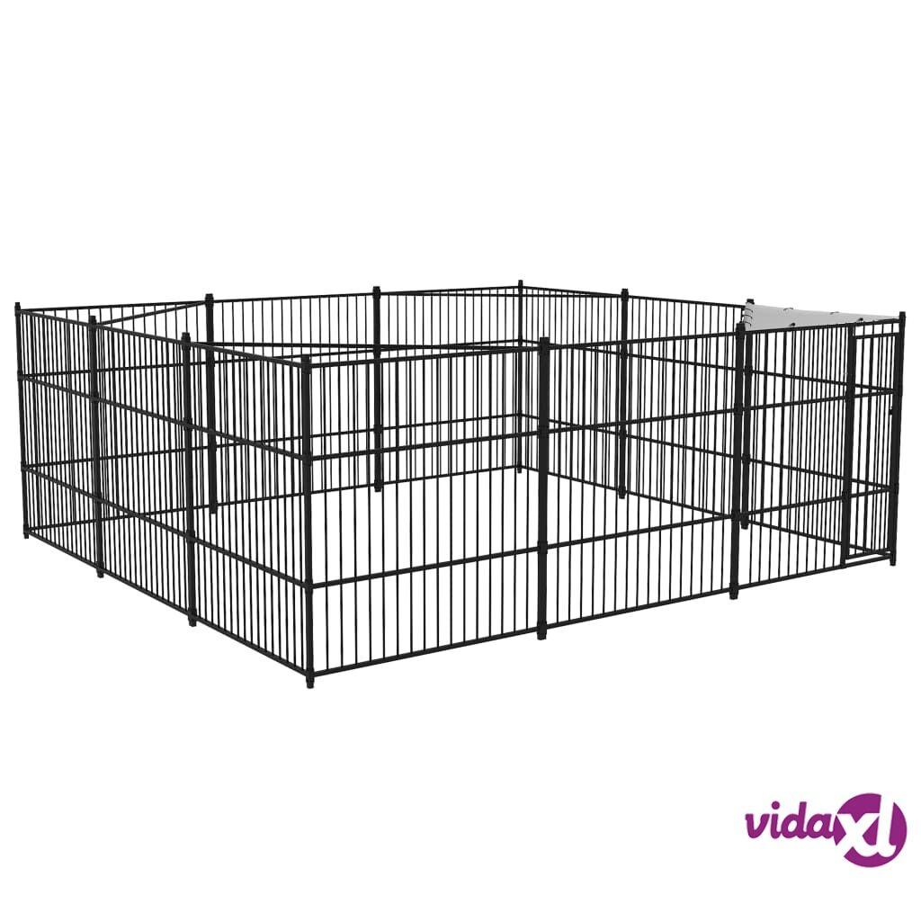 Image of vidaXL Koiran ulkohäkki 500 x 500 cm