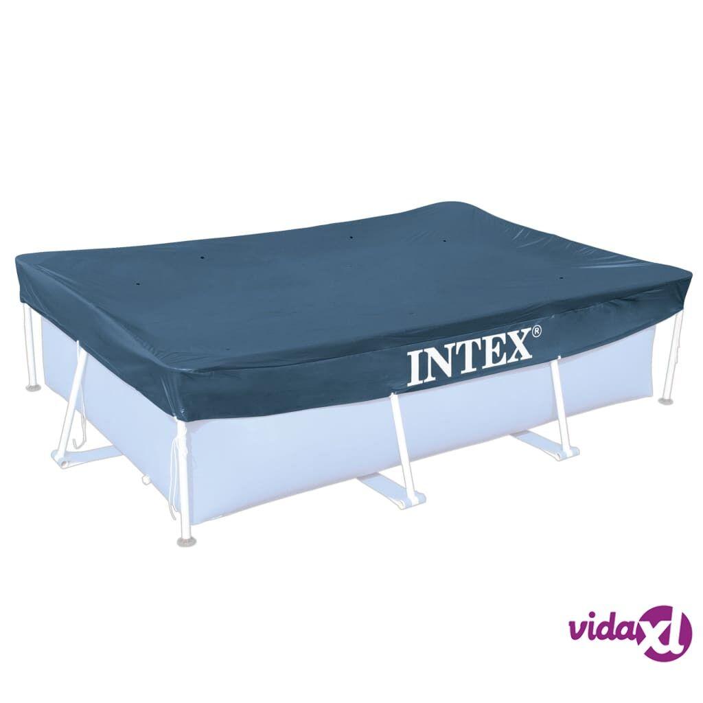 Intex Uima-altaan suoja 300x200 suorakulmainen 28038