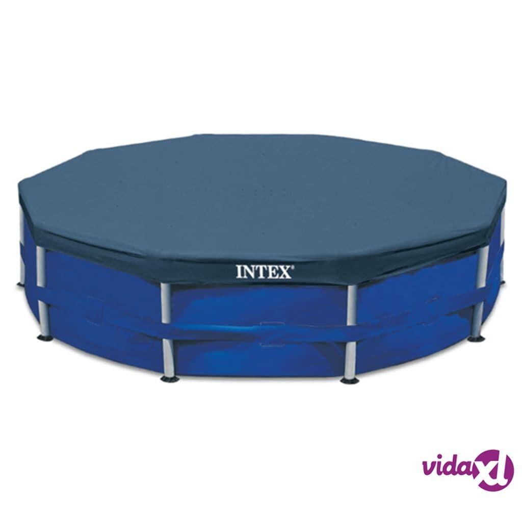 Intex Uima-altaan suoja pyöreä 305 cm 28030