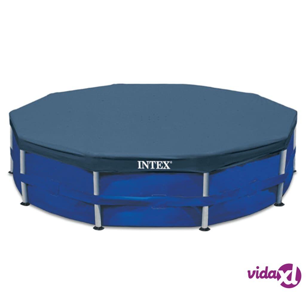 Intex Uima-altaan suoja pyöreä 457 cm 28032