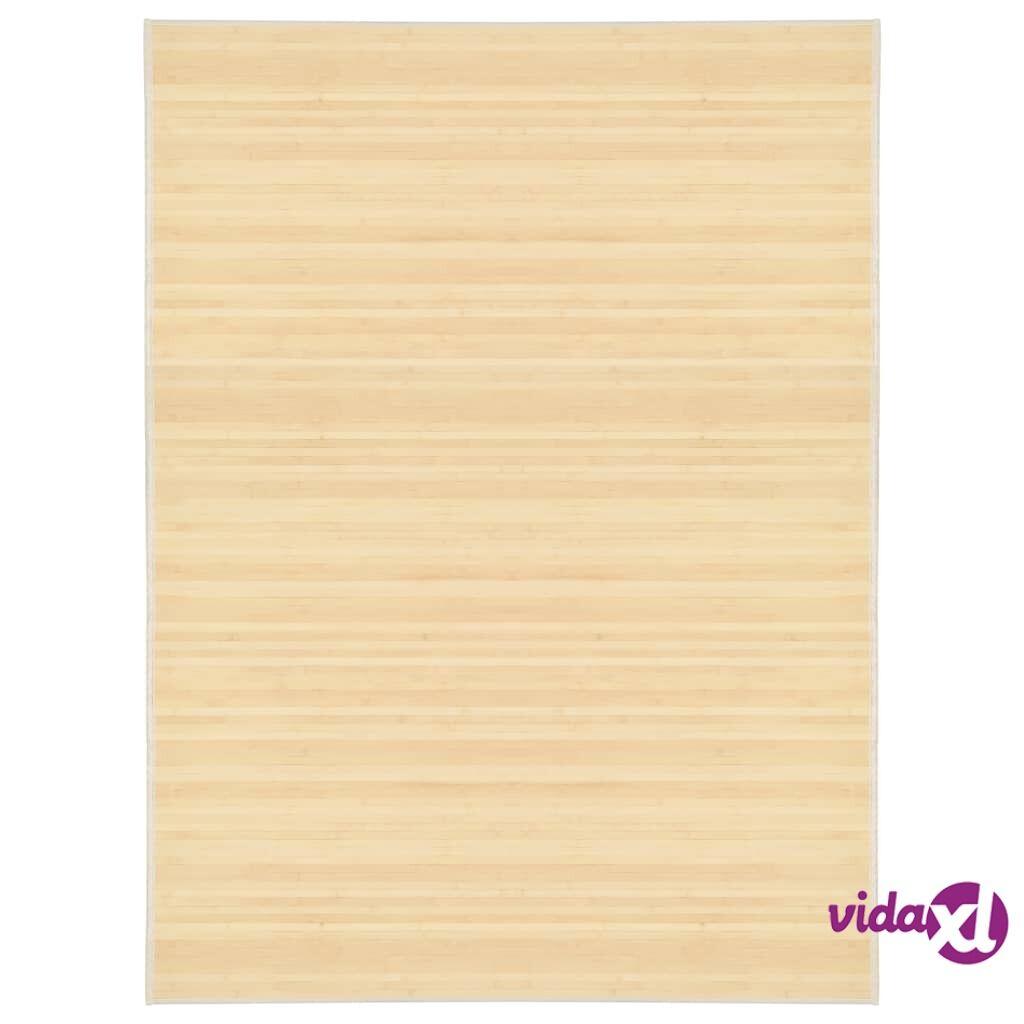 Image of vidaXL Matto bambu 150x200 cm luonnollinen