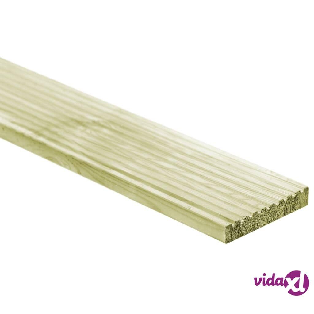 Image of vidaXL Terassilaudat 6 kpl 1,34 m² FSC-puu